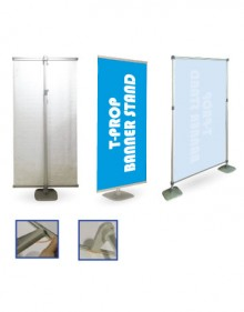 T-PROP BANNER STAND